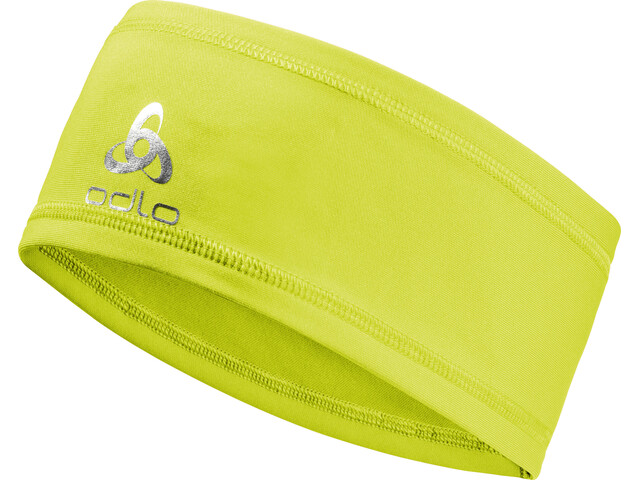 Odlo Polyknit Headband safety yellow